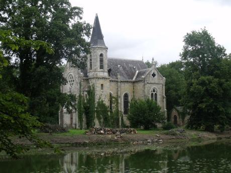 Le château de la Ferté