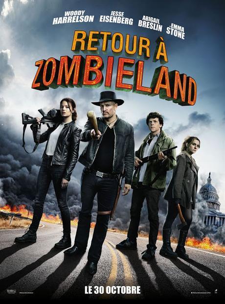 [CRITIQUE] : Retour à Zombieland