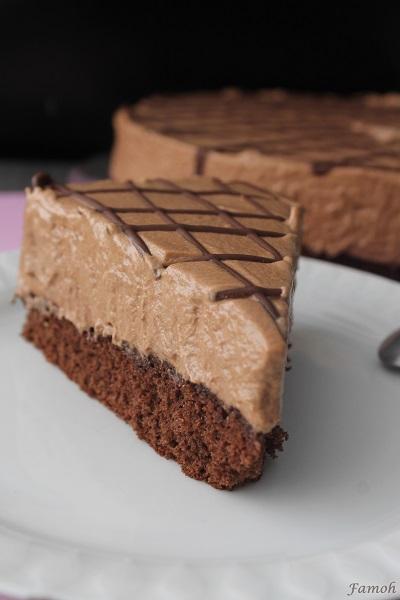 Gâteau brésilien au chocolat