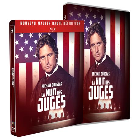 LA NUIT DES JUGES (Concours) 2 Blu-ray Steelbook + 2 DVD à gagner