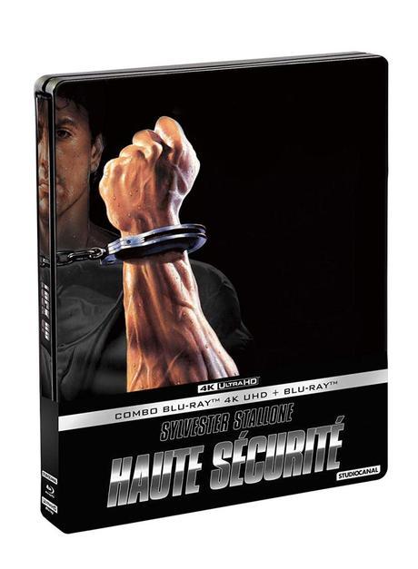 HAUTE SÉCURITÉ (Concours) 2 Combo Blu-ray 4k Ultra HD + Blu-ray à gagner