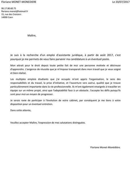 Exemple Lettre De Motivation Avs Scolaire Paperblog