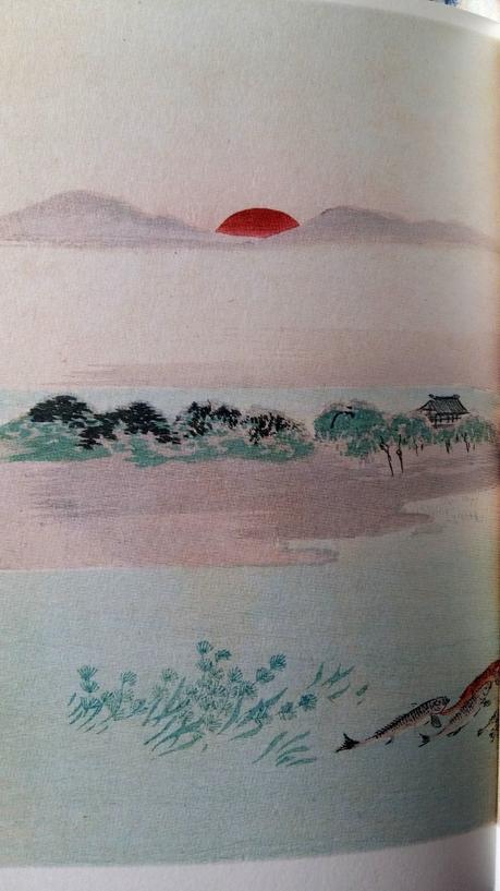 Fables de LA FONTAINE illustrées par des maîtres de l'estampe japonaise
