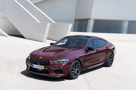 BMW M8 Competition Gran Coupé 2020 : la berline sportive de luxe la plus puissante de la marque