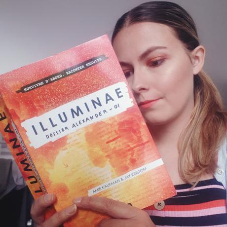 Illuminae #1 – Jay Kristoff et Amie Kaufman