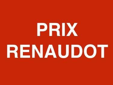 Les deuxièmes sélections du Renaudot 2019