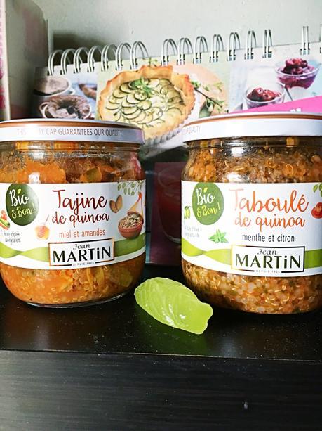 Le délicieux Taboulé de la Boutique Jean Martin