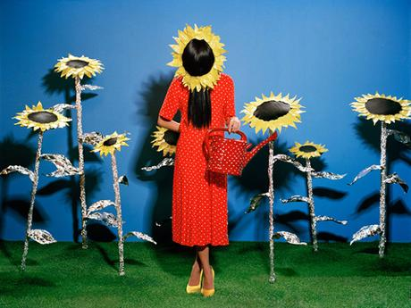 Des photographies loufoques qui rendent hommage à l'art classique