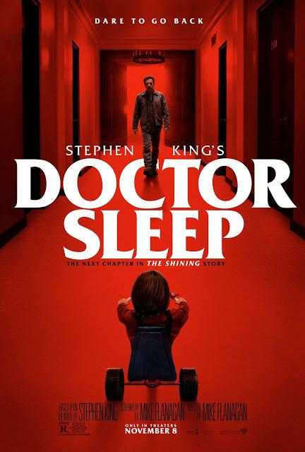 Nouvelle affiche US pour Doctor Sleep de Mike Flanagan