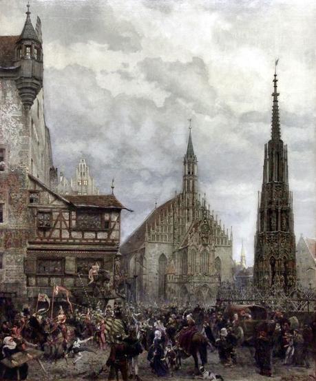 Voyage en Allemagne – Nuremberg – Dürer 2