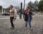 Le MUR de Bourges : making off