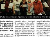 slam l'université Limoges