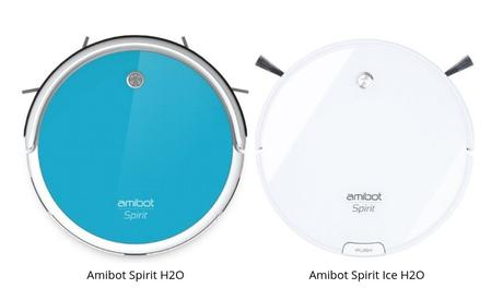 Decouvrez le BestSeller Spirit H2O d'AMIBOT en version Ice !