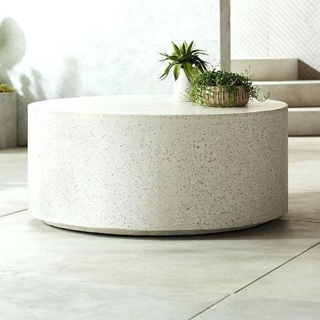 outdoor coffee table cover terrazzo coffee table