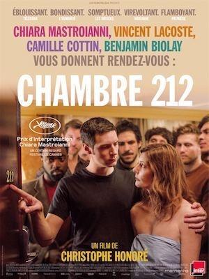 Chambre 212 (2019) de Christophe Honoré