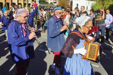 Retour des Alpages à Annecy © French Moments