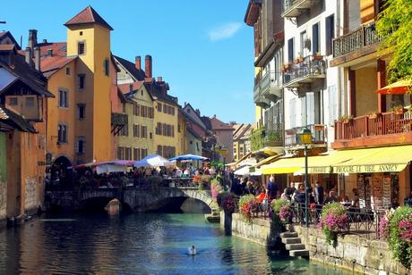 Venise des Alpes, Annecy © French Moments