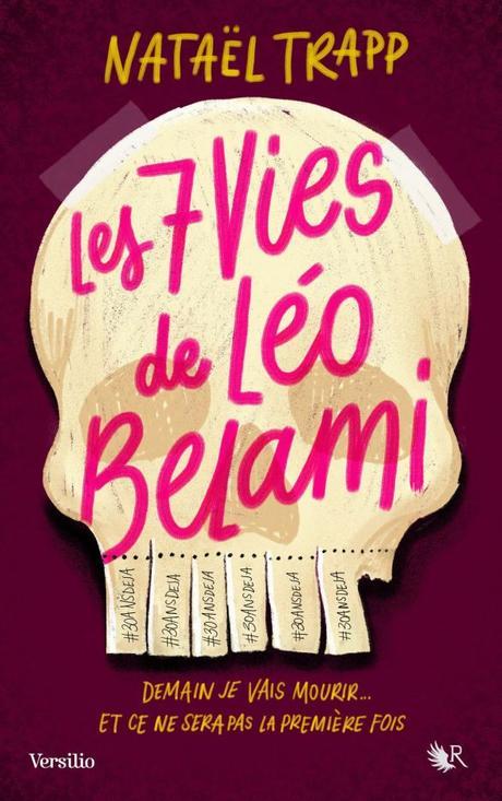 Les 7 vies de Léo Belami de Nataël Trapp
