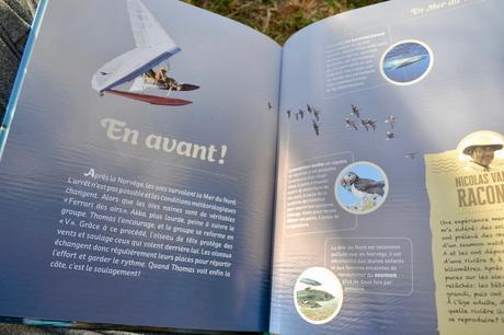 DONNE MOI DES AILES POUR SAUVER LA PLANETE ! le dernier livre de Nicolas Vannier aux Editions Nathan