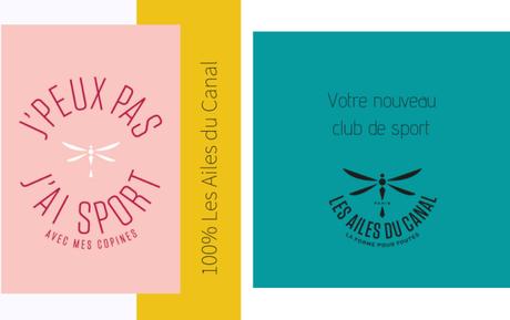 Les Ailes du Canal : le studio de sport 100% féminin à Paris