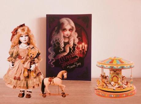 Effroyable porcelaine – Vincent Tassy