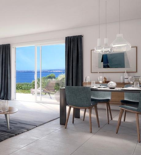 salle à manger 3d 2d immobilier neuf étapes VEFA critère choix blog déco