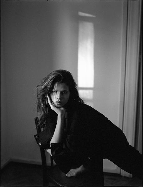 Look At Me Now : Marta Marghidanu par Andrei Runcanu (exclusif)