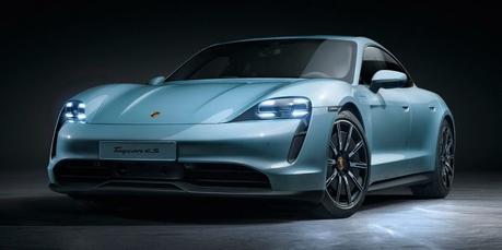 Porsche Taycan 4S: passe de trois