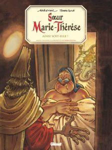 Soeur Marie-Thérèse T7 (Maëster, Solé) – Glénat – 13,90€