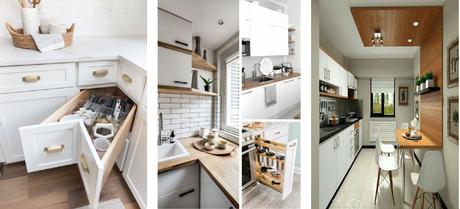 Trucs et astuces pour mieux vivre dans sa petite cuisine