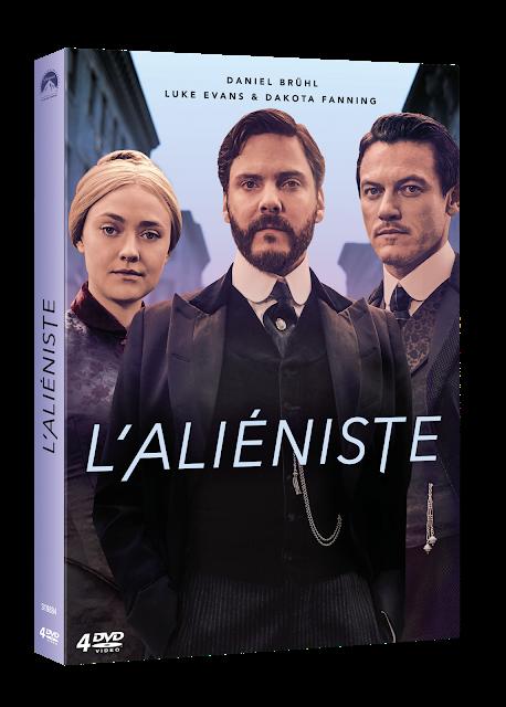 [CONCOURS] : Gagnez votre coffret de la série L'Aliéniste !