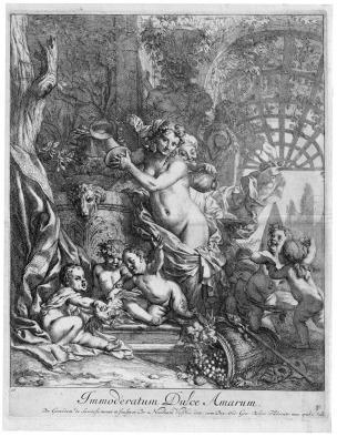 lairesse 1670-75 immoderatum dulce amarum