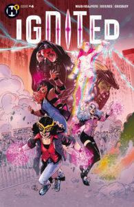 Titres de H1 Comics sortis en septembre 2019