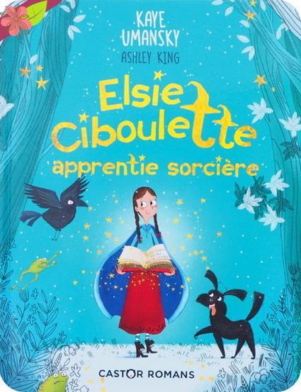 Elsie Ciboulette, apprentie sorcière