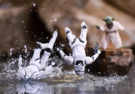 [PHOTOGRAPHIE] : découvrez en 60 secondes les trucs et astuces d'un photographe de jouets