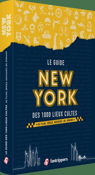 [News] Fantrippers présente Le Guide New York des 1000 Lieux Cultes !