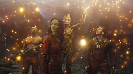 Le Marvel: 2:4: Guardians of the Galaxy (Ciné)