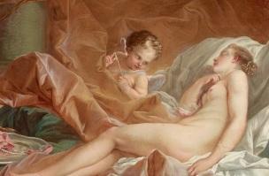 boucher le sommeil de venus musee jacquemart Andre