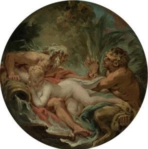 Boucher 1761 Pan et Syrinx