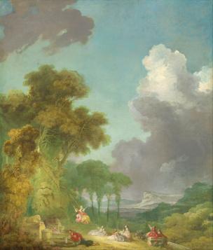 Fragonard 1775-1780 La balancoire NGA