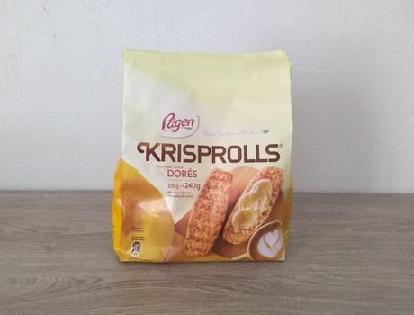 Petits pains dorés (KRISPROLLS)