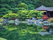 Comment regard tourangeau interprète rêve d'un jardin japonais, Visite japonais coeur Jardin botanique Tours