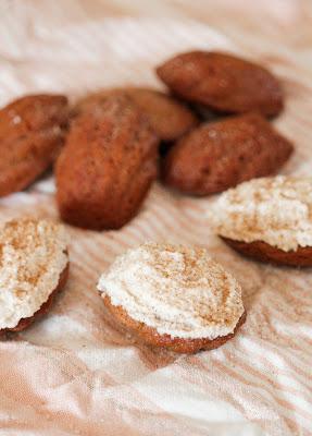 Recette madeleine sans gluten et sans lactose