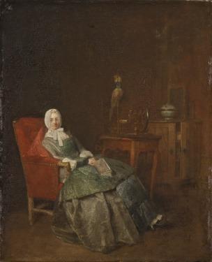 chardin F Les amusements de la vie privee 1746 nationalmuseum-stockholm