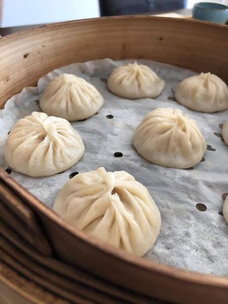 Xiao long bao, la nouvelle recette ! 小籠包