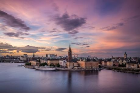 Carnet de voyage à Stockholm