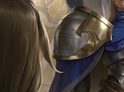 Riot games présente legends runeterra