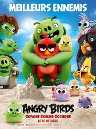 Angry Birds : Copains comme Cochons (2019)  de Thurop Van Orman