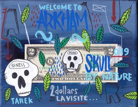 Toiles de la série Gotham