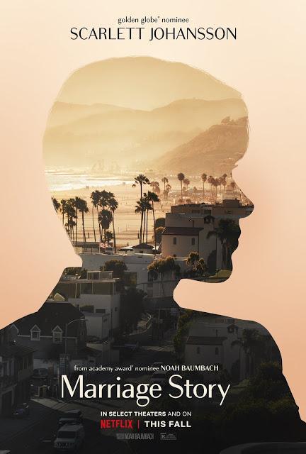 Nouvelle affiche US pour Marriage Story de Noam Baumbach
